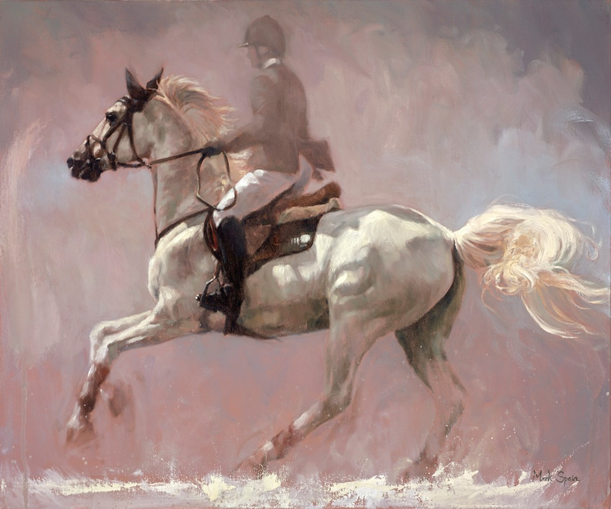 Morning Hack by mark spain -  sized 24x20 inches. Available from Whitewall Galleries